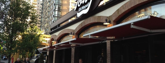 Tony's Di Napoli is one of New York.
