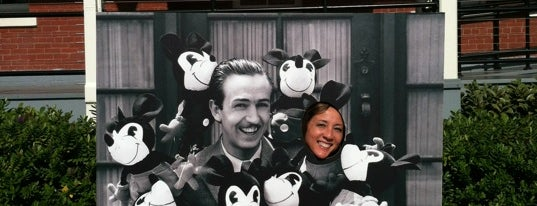 The Walt Disney Family Museum is one of San Francisco's Best Museums - 2012.