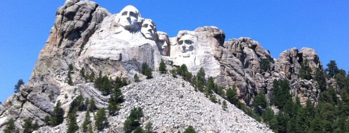 Mount Rushmore National Memorial is one of Bucket List.