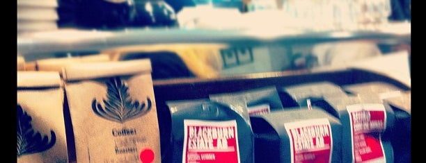Taylor St Baristas is one of London, baby!.