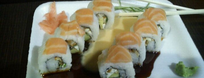 Bonsai Sushi is one of Lugares Conocidos Caracas.