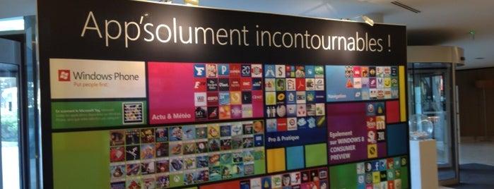 Microsoft France is one of Bureaux à Paris.