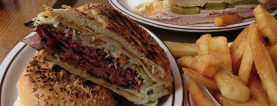 Sam LaGrassa's is one of Sandwiches in Boston.