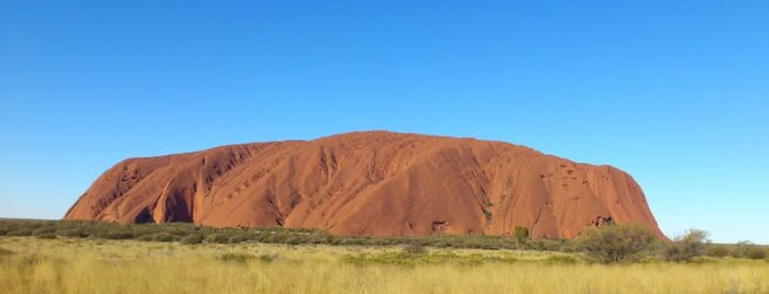 Uluru is one of To do around Australia.