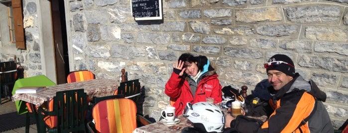 Buvette De L'alpage De Pepinet is one of 36 hours in...Crans-Montana.