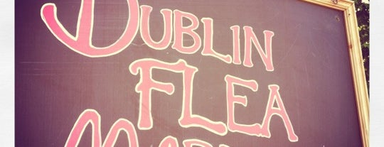 Dublin Flea Market is one of Abroad to do.