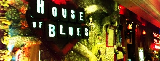 House Of Blues is one of Las Vegas.