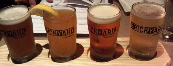 Brickyard Gastropub is one of USA NYC MAN Midtown West.