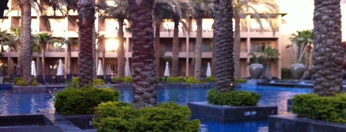 Dusit Thani is one of Egypt Finest Hotels & Resorts.