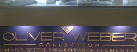 Oliver Weber Swarovski Crystals is one of Sitios del mes.