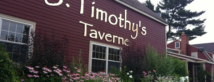 J. Timothy's Taverne is one of Cole's Favorite Spots 2017.