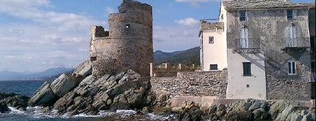 Erbalunga is one of Corsica.