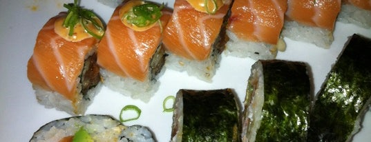 Wasabi Sushi Lounge is one of Grab a Bite NOW food reviews.