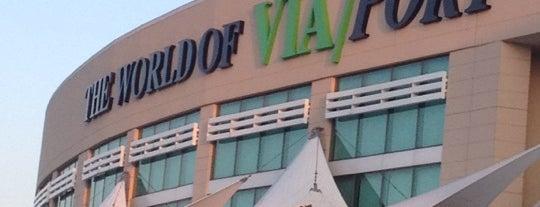 Via Port is one of Türkiye'de En Çok Check-in Yapılan Mekanlar.