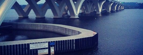 Woodrow Wilson Memorial Bridge is one of Top picks for Bridges.