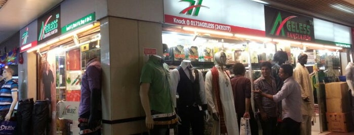 Top Bangladeshi Mens' Brand Shop