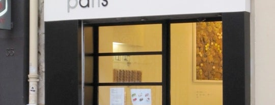 Sadaharu Aoki | 青木定治 is one of  Paris Eat .