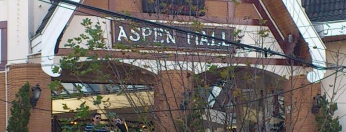 Aspen Mall is one of Campos do Jordão SP.