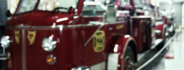 Hall of Flame Fire Museum and the National Firefighting Hall of Heroes is one of Family Fun in Phoenix.