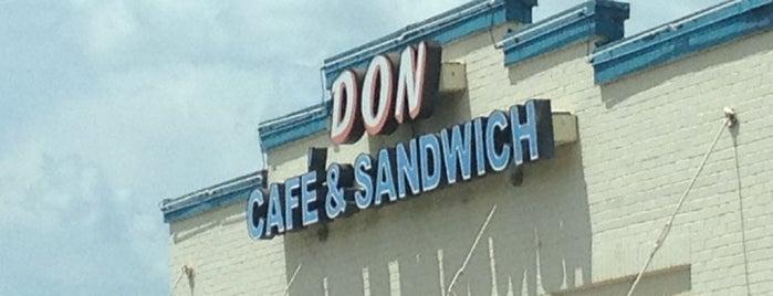 Don Café & Sandwich is one of HOU Asian Restaurants.