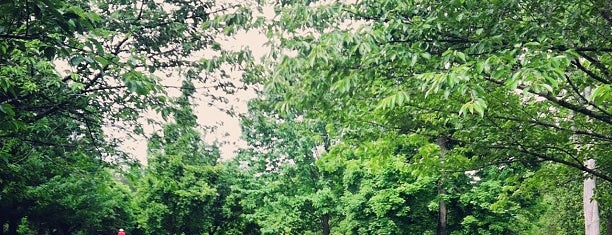 Goodale Park is one of The Buckeye Bucket List.