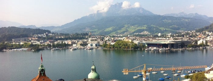 36 hours in... Lucerne