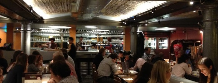 Belgo Centraal is one of London.