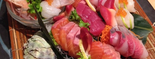 Masuya is one of The 15 Best Places for Sushi in Sydney.