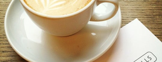 Fernandez & Wells is one of CoffeeGuide..