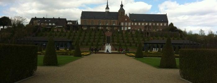 Kloster Kamp | Terassengarten is one of 4sqRUHR Wesel #4sqCities.