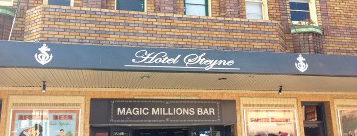 Hotel Steyne is one of 🇦🇺 //SYDNEY// 🇦🇺.