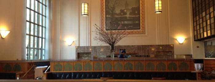 Eleven Madison Park is one of NY Espresso.