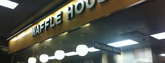 Waffle House is one of Taste of Atlanta 2012.