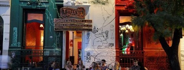 Tijuana - Cocina Mex & Bar is one of A visitar.