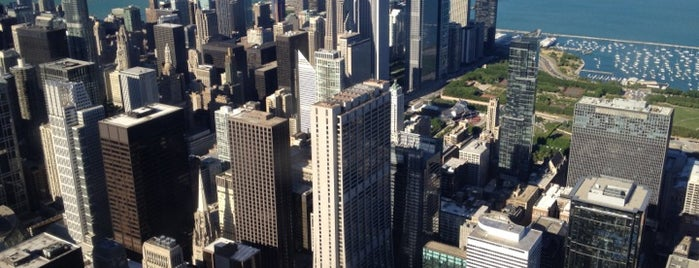 Skydeck Chicago is one of Chicago.