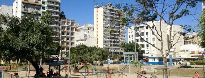Praça Afonso Pena is one of Estive em:.