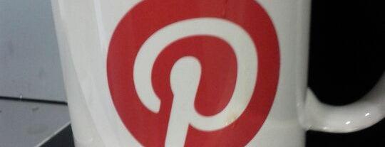 Pinterest is one of Tech Startups.