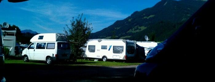 rubi-camp is one of Wohnmobilstellplätze.