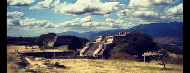 Monte Albán is one of Guide to Oaxaca's best spots.