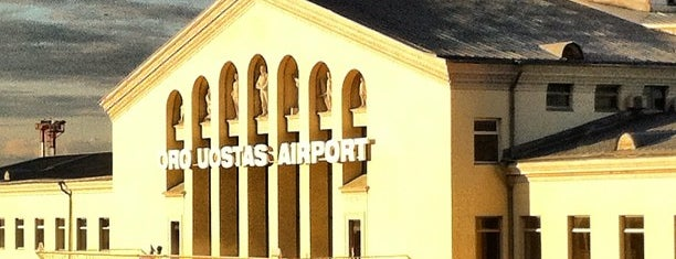 Vilniaus oro uostas | Vilnius International Airport (VNO) is one of Airports in Europe, Africa and Middle East.