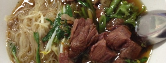 Rote Yiam Beef Noodle is one of Top picks for Ramen or Noodle House.