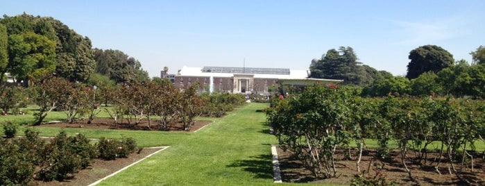 Exposition Park Rose Garden is one of Cool things to see and do in Los Angeles.