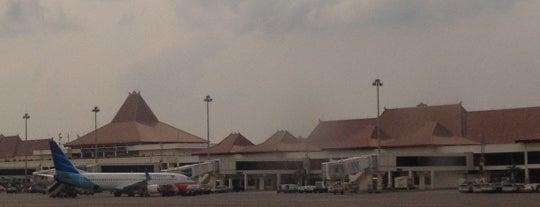 Juanda International Airport (SUB) is one of Indonesia's Airport - 1st List..