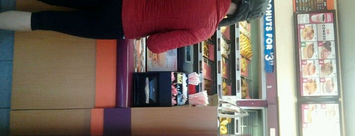Dunkin' Donuts is one of Top picks for Coffee Shops.