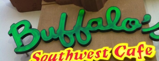 Buffalo's Cafe is one of Restaurants in Riyadh.