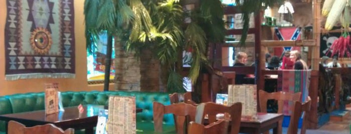 Эль Пасо is one of Бари, ресторани, кафе Рівне.