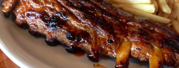 Tony Roma's Ribs, Seafood, & Steaks is one of Lugares chandlerianos para comer.