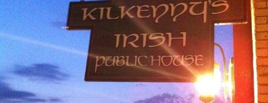 Kilkenny's Irish Pub is one of Michigan Breweries.