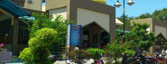 Masjid Mu'adz Bin Jabal is one of Baitullah : Masjid & Surau.