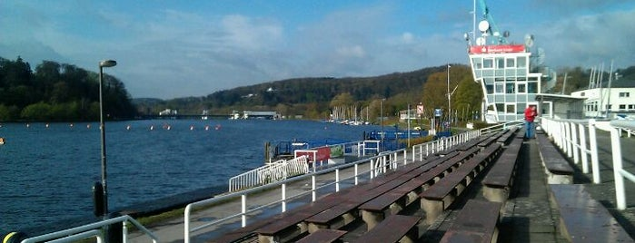 Baldeneysee is one of My E-Town.